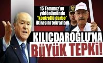 Bahçeli: Kılıçdaroğlu, Böyle Bir Günde Bile Kontrollü Darbe İftirasını Tekrarladı
