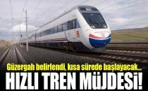 Bakan Çavuşoğlu'ndan Hızlı Tren Müjdesi!
