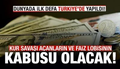 Bakan Kurum açıkladı: Faiz lobisine karşı kuruldu!