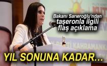 Bakan Sarıeroğlu'ndan Taşeronla İlgili Flaş Açıklama!