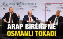 Bakandan Arap Birliği Sekreterine Osmanlı Tokadı!