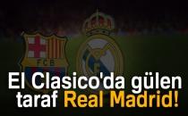 Barcelona 1 - Real Madrid 3 (Maç Sonucu)