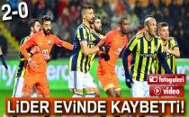Başakşehir 0-2 Fenerbahçe (Maç Sonucu)