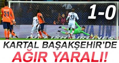 Başakşehir 1-0 Beşiktaş (Maç Sonucu)