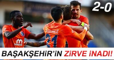 Başakşehir 2-0 Göztepe (Maç Sonucu)