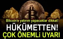Başbakan Yardımcısı Şimşek'ten Bitcoin Uyarısı!