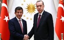 Başkbakan Ahmet Davutoğlu Beştepe'de