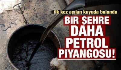 Batman Sason'da petrol bulundu