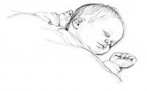 Bebeklerin Gün İçinde Uyku Süreleri