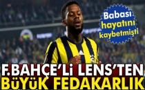 Belli Oldu! Fenerbahçe'li Lens, Osmanlıspor Maçında Oynayacak mı?