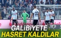 Beşiktaş 1 - Medipol Başakşehir 1 (Maç Sonucu)