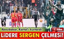 Beşiktaş 2-2 Kayserispor (Maç Sonucu)