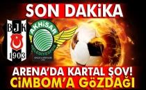 Beşiktaş 3-1 Akhisar Maç Sonucu...