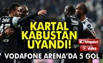 Beşiktaş 3-2 Adanaspor (Maç Sonucu) Özet
