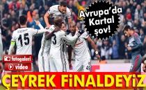 Beşiktaş 4-1 Olympiakos (Maç Sonucu)