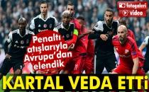 Beşiktaş 6 - 7 Lyon (Maç Sonucu)