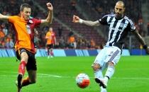 Beşiktaş, Galatasaray'ı 1-0 Yendi