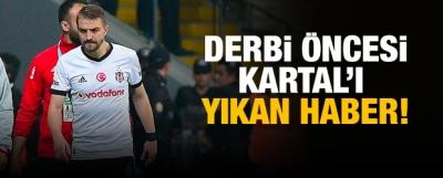 Beşiktaş'ta yıldız futbolcu sezonu kapattı