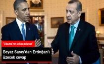 Beyaz Saray: Obama'nın Sözlerinin Arkasındayız