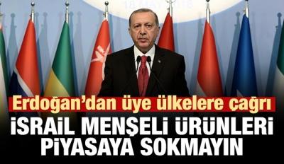 Bildirge sonrası Erdoğan'dan tarihi konuşma!