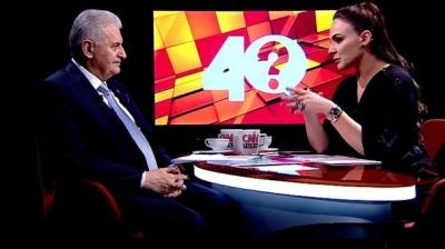 Binali Yıldırım CNN TÜRK'te canlı yayında açıkladı: Meclis Başkanlığı'nı bırakacağım