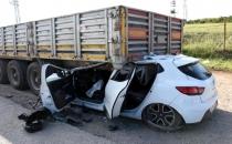 Bir Korkunç Kaza Haberi de Kırıkkale'den: 3 Ölü!