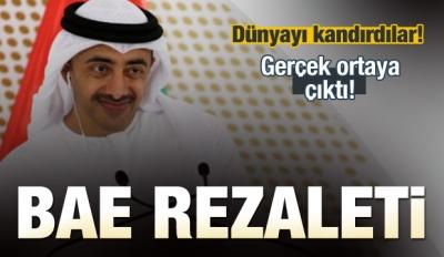 Birleşik Arap Emirlikleri'ne kötü haber!