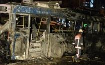 Bombalı Araç Belediye Otobüsüne Çarpıp, İnfilak Etti!