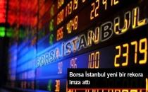 Borsa İstanbul 96 Bin 800 Puanı Gördü