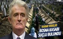 Bosna Kasabı Radovan Karadzic Suçlu Bulundu