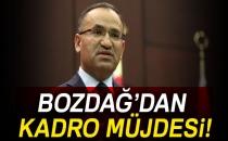 Bozdağ'dan Diyanet'e Kadro Müjdesi!