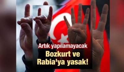 Bozkurt ve Rabia'ya yasak! Artık yapılamayacak