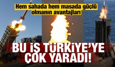 Bu iş Türkiye'ye yaradı! 3 sistem birden...