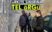 Bulgaristan'dan Türkiye Sınırına 270 Kilometrelik Tel Örgü