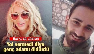 Bursa'da Dehşet! Yol Kavgası Cinayetle Bitti
