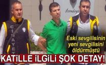 Bursa'da Eski Sevgilisinin Yeni Sevgilisini Öldüren Zanlı Tutuklandı
