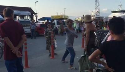 Bursa'da Kıskançlık Kavgası! Kocama Baktın Diye Kadına Saldırdı!