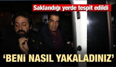 Bursa'da Saklandığı Yerde Yakalandı! 'Beni Nasıl Buldunuz'