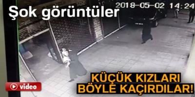 Bursa'da Suriyeli 2 Kız Evden Böyle Kaçırıldı