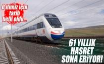 Bursa'da YHT Seferleri 2018'de Başlayacak