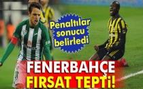 Bursaspor 1-1 Fenerbahçe Maç Sonucu