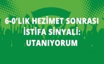 Bursaspor Teknik Direktörü Adnan Örnek, İstifa Sinyali Verdi