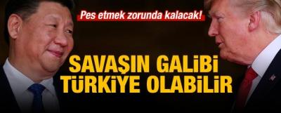 Büyük avantaj! Savaşın galibi Türkiye olabilir