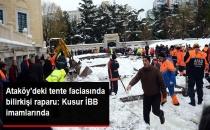 Camideki Tente Faciası'nda Bilirkişi Raporu: İBB İmamları Asli Kusurludur