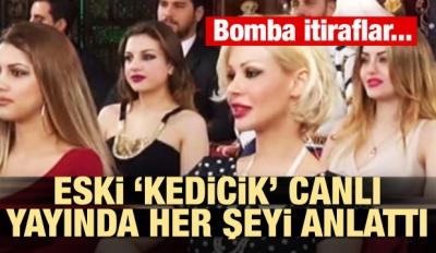 Ceylan Özgül'den canlı yayında flaş açıklamalar