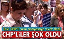 CHP Kadın Kolları Eski Genel Başkanı Atılgan: 'Yeni Anayasaya 'Evet' Diyeceğiz'