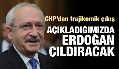 CHP'den açıklama: Adayımız Erdoğan'ı çıldırtacak