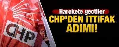 CHP'den ittifak adımı!