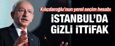 CHP'den yerel seçimde HDP ile gizli ittifak