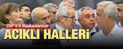 CHP'liler İl Başkanlarını Sayamadı